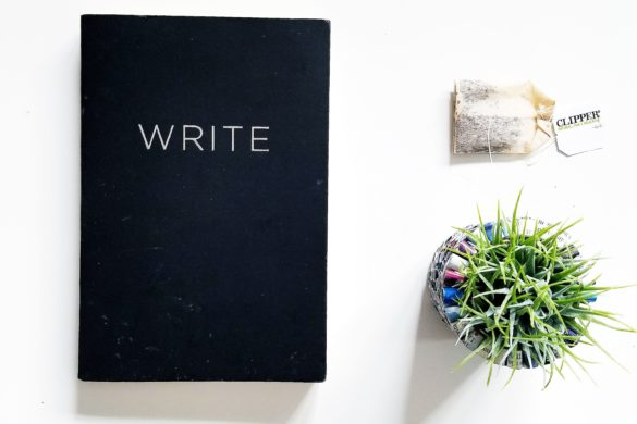 Writing: A Day in the Life
