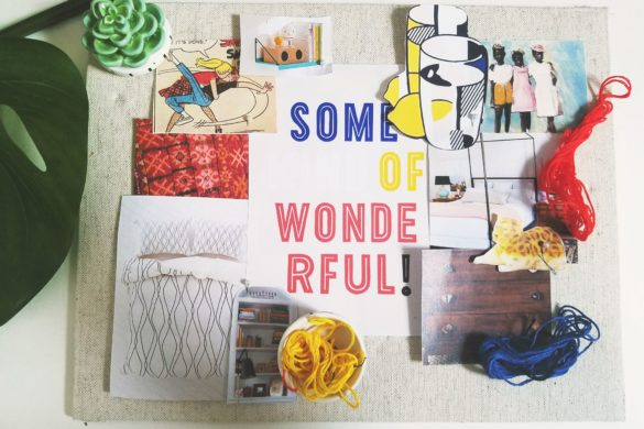 10 Things you Should Know about my Bedroom Mood Board