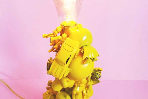 Restyle: Toy Lamp