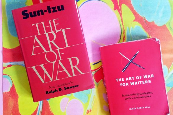 Book Spotlight: The Art of War for Writers